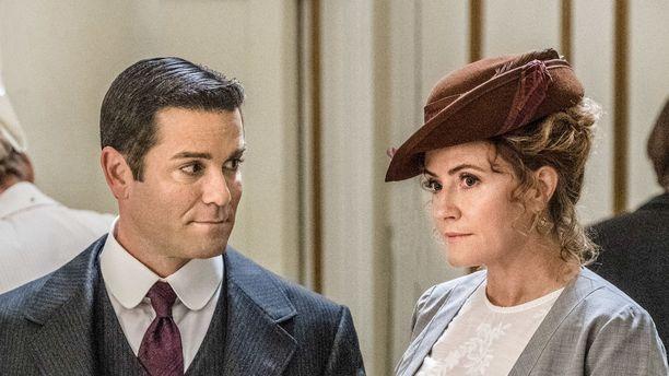 Williamilla ja Julialla on ollut omat vaikeutensa suhteessaan.