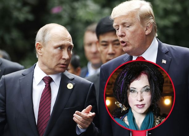 Kirjailija Sofi Oksanen aikoo osallistua Vladimir Putinin ja Donald Trumpin tapaamisen vuoksi sunnuntaina Helsingissä järjestettävään mielenosoitukseen.