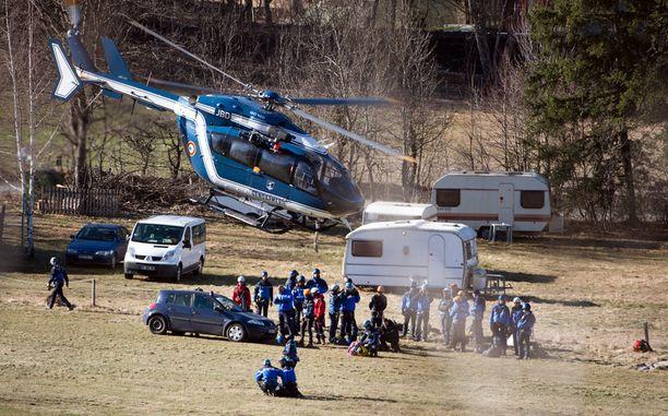 Lubitzin epäillään aiheuttaneen Germanwingsin matkustajakoneen maahansyöksyn Ranskan Alpeilla.