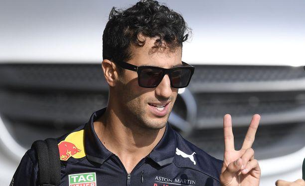 Ricciardon uusi sopimus on erittäin suuri, kertoo Daily Mail.