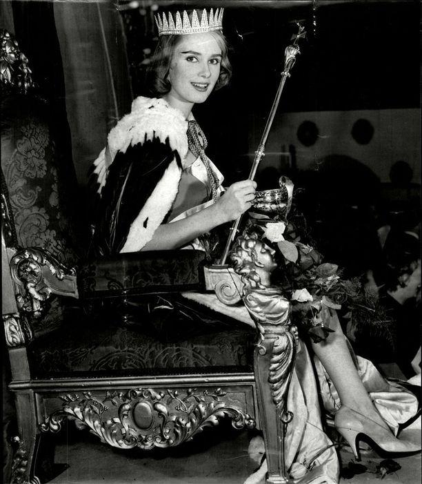 Miss Maailman kruunua ei ole saanut kutreilleen kukaan muu suomalainen kuin Marita LIndahl.