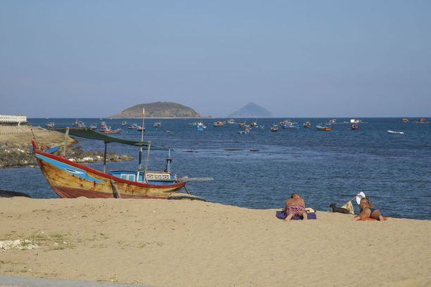 Rannoistaan kuulua Nha Trangia on kutsuttu Etelä-Kiinan meren Rivieraksi.