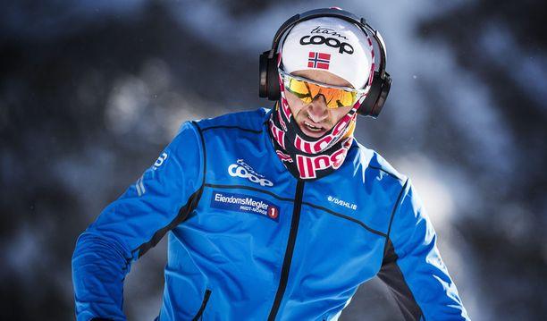 Petter Northugia ei valittu Norjan maajoukkueeseen Rukan maailmancupiin.