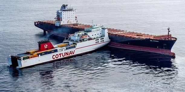 Törmäys tapahtui liki täydellisissä olosuhteissa Korsikan pohjoispuolella.