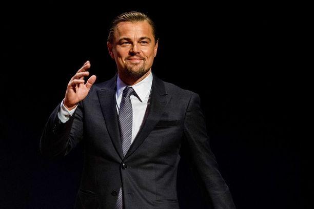 Oscar-voittaja Leonardo DiCaprio saa aisaparikseen Brad Pittin Quentin Tarantinon Charles Mansonista kertovaan elokuvaan. Kuvassa DiCaprio helmikuussa 2018.