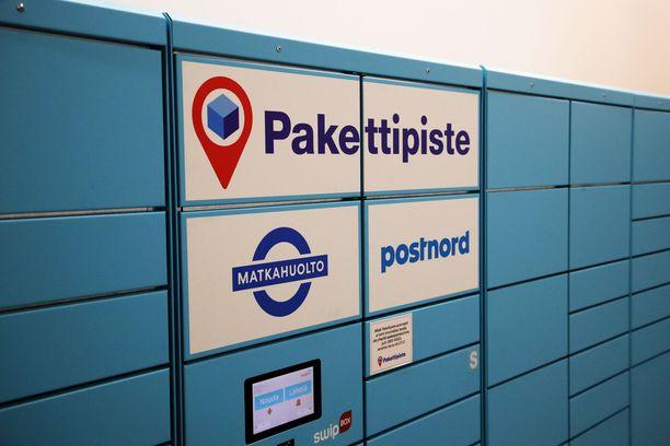 Tilausmäärien räjähdysmäinen kasvu on yllättänyt logistiikkayritys Postnordin.