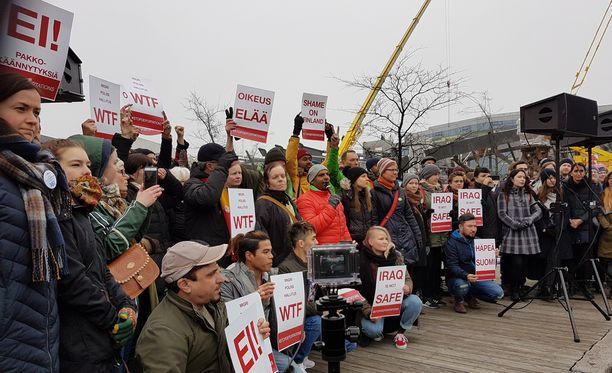 KHO:n presidentti Pekka Vihervuoren mukaan vuoden 2016 lakimuutokset voivat heikentää turvapaikanhakijoiden oikeusturvaa.