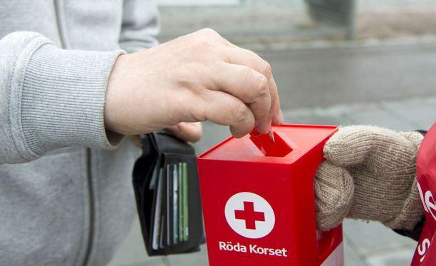 Suomen Punaisella Ristillä on tarkka rekrytointikäytäntö.