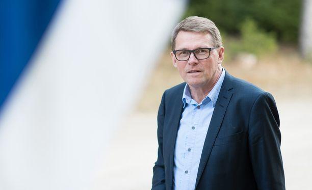 Matti Vanhanen muistelee kirjassaan pääministeriaikaansa.