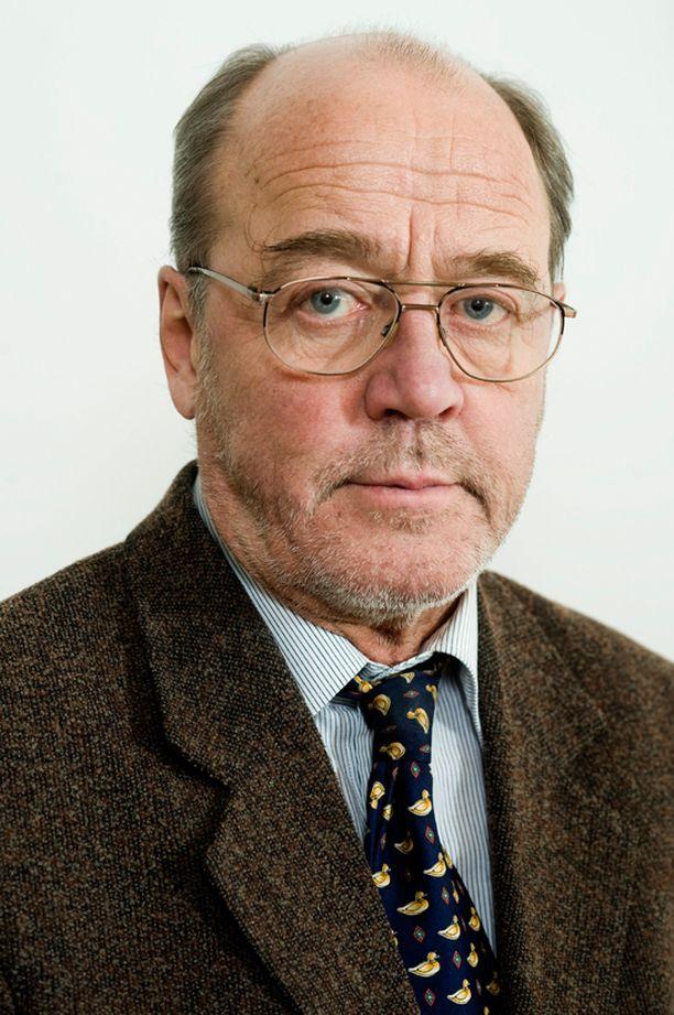 Antti Hervonen.