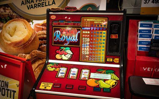 Tiesitkö tätä? Suomessa on käytössä vanhoja peliautomaatteja, joita eivät ikärajat koske