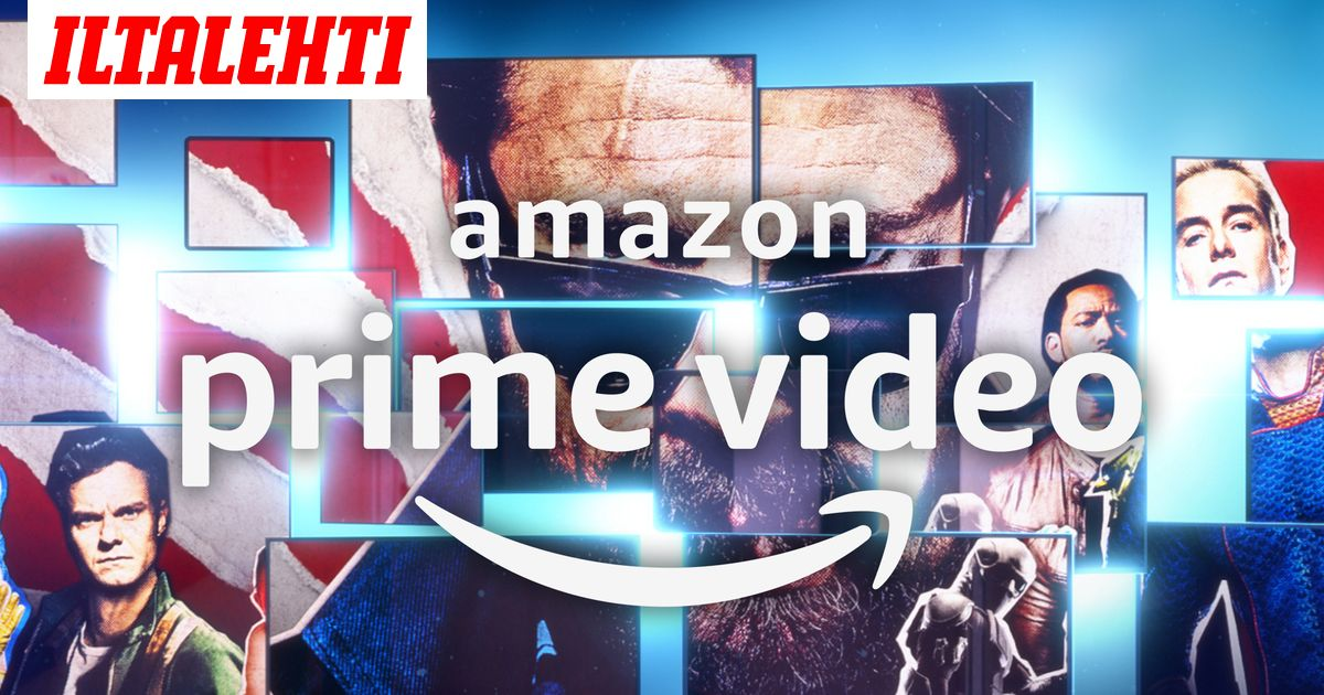 Amazon Prime Video Suomi Tarjonta