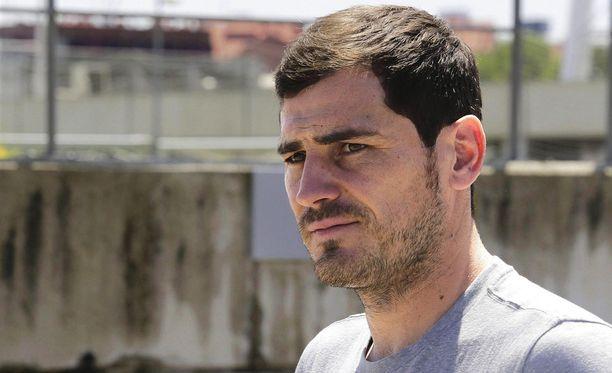 Iker Casillas on jatkossa Porton mies.