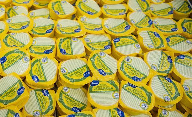Venäläiset ovat monesti jääneet kiinni Suomen rajalla muun muassa juustojen salakuljettamisesta.