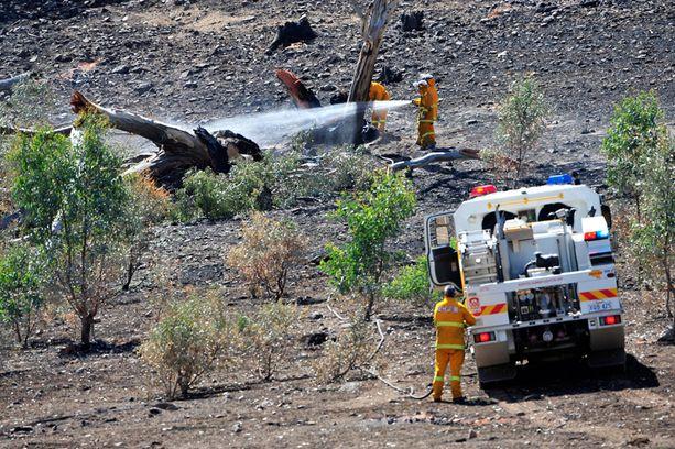 Tämänhetkisiä metsäpaloja on kuvailtu pahimmiksi sitten vuoden 1983.