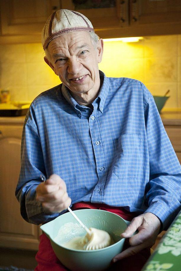 """""""Ei keittiössä juosta"""", sanoo Kolmonen."""