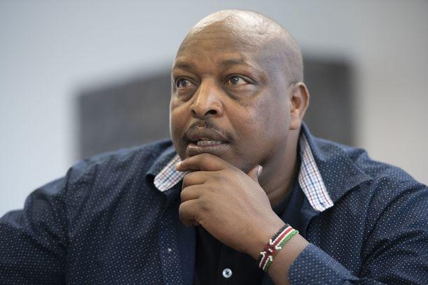 Wilson Kirwan mukaan jotkut kenialaiset urheilumanagerit ovat ainoastaan rahan perässä.