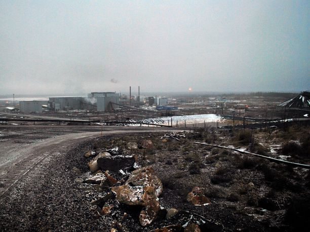 Nykyään Terrafamena tunnettava Talvivaaran kaivos ehti aiheuttaa useampia ympäristöongelmia Sotkamossa.