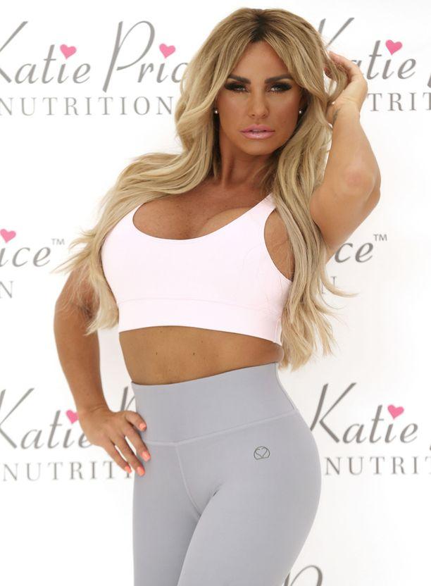 Katie Price Lapset