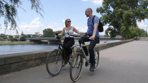 Häämatkalle Miina ja Heikki suuntasivat Krakovaan.