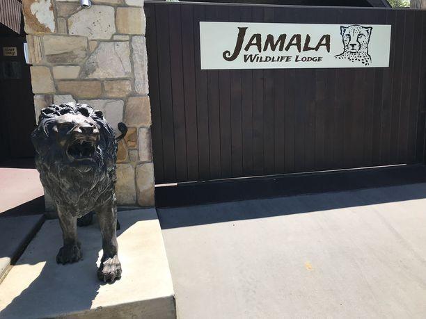 Jamala Wildlife National Zoo and Aquarium -eläintarha on toiminut vasta kolmisen vuotta.