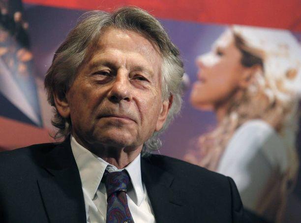 Roman Polanski esiintyi lehdistötilaisuudessa Puolan Katowicessa viime viikolla.