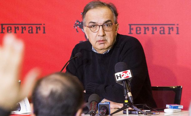 Sergio Marchionne uskoo Ferrarin kilpailukykyyn.