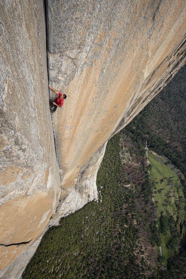 Vuorikiipeily dokumentti
