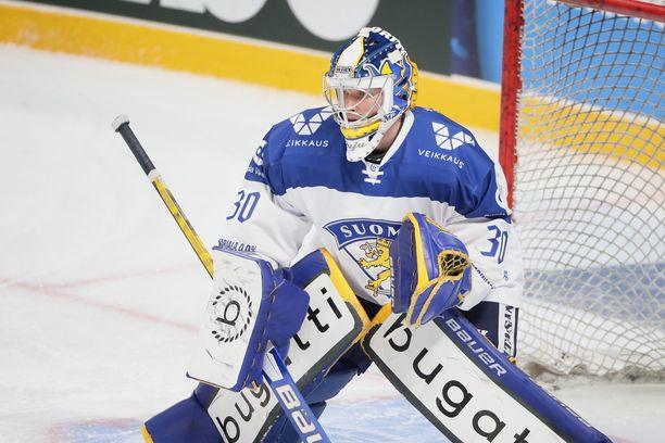 Sami Rajaniemi on ottanut jo tuntumaa leijonapaitaan, mutta ensimmäinen A-maaottelu on vielä pelaamatta.
