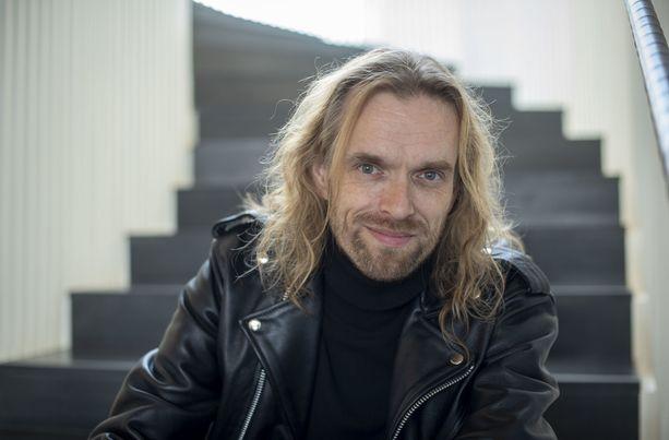Anssi Kela on yksi Suomen suosituimmista laulajista. Kuva vuodelta 2019.