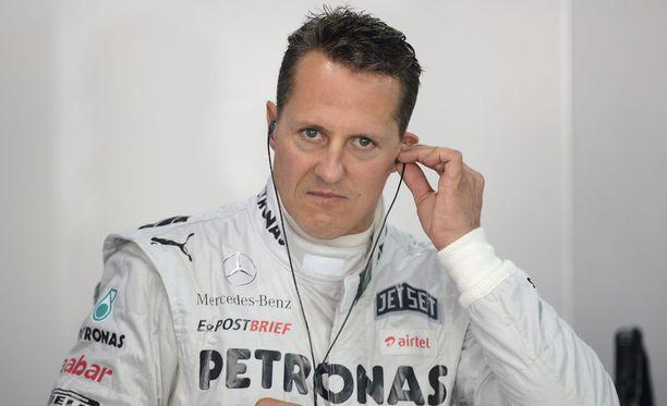 Michael Schumacherin tilasta tihkui positiivisia uutisia pari viikkoa sitten.