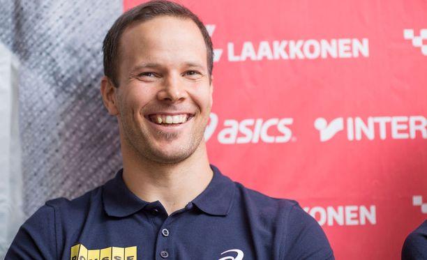 Tero Pitkämäki sai magneettikuvauksesta hyviä uutisia.
