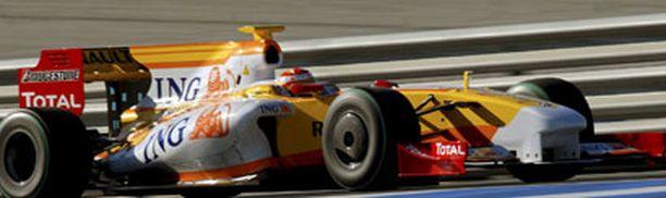 Renult sijoittui tallipisteissä viime kaudella neljänneksi.
