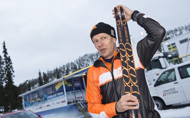 Harri Kirvesniemi on monen urheilijan toive uudeksi luotsiksi.