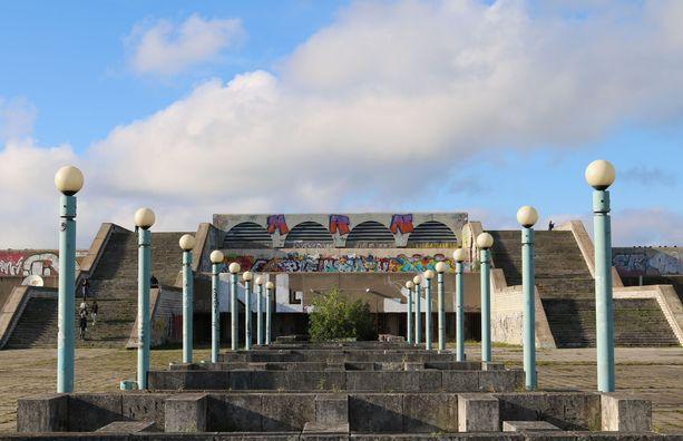 Linnahall on tuttu näky Tallinnassa liikkuville.