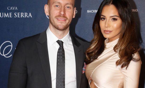 Sofia ja Niko ovat olleet naimisissa vuodesta 2012.