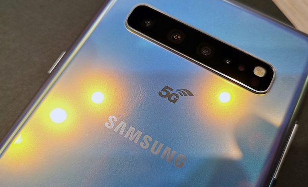 Galaxy S10 5G:n myynti alkaa Koreassa perjantaina.