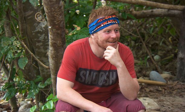 Sampo Kaulanen poistui saarelta voittajana.