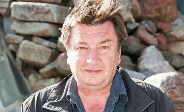Aki Kaurismäki on tehnyt vuosia yhteistyötä Markku Pätilän kanssa.