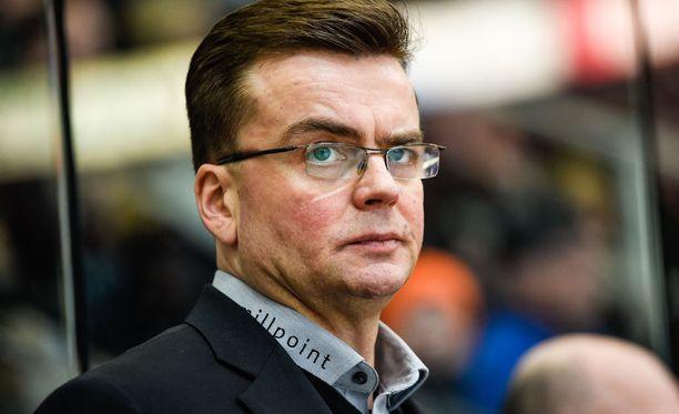 Pekka Tirkkonen tunnusti, että Ilves oli omia yhtenäisempi joukkue.