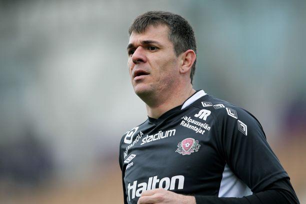 Rafael muistetaan kenties parhaiten FC Lahden legendana. Upea ura on päättymässä.
