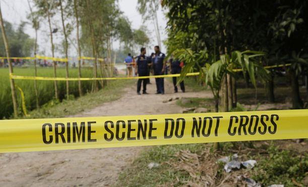Hoshi Kunio murhattiin lokakuussa 2015 Rangpurissa.