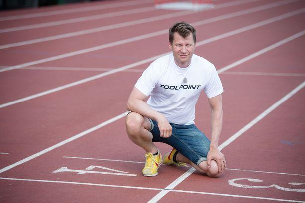 Toni Roposen mukaan huolto- ja suunnittelutyö on isossa roolissa ennen 50 kilometrin kävelykisaa.