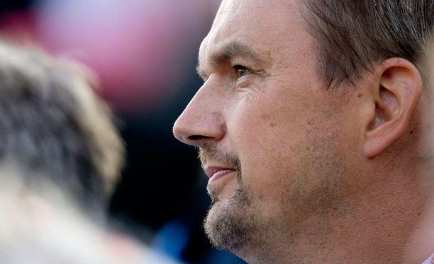 Hannu Kangas uskoo Tero Pitkämäen tuloskuntoon.