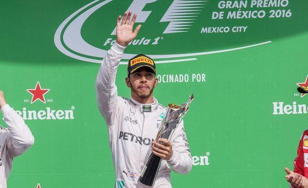 Lewis Hamiltonin olisi murrettava oma Brasilia-kirouksensa.