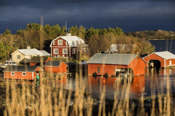 Merisäästäkin tuttu Utö on Suomen eteläläisin asuttu saari.
