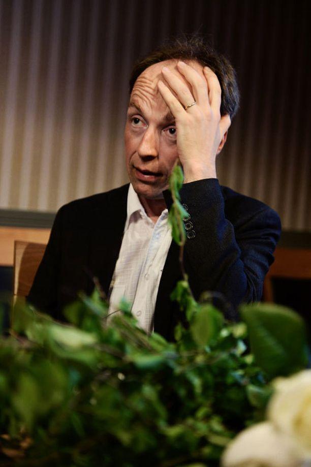 Jussi Halla-aho ei Financial Timesin mukaan ole mieluisa kumppani konservatiiviselle ECR-ryhmälle.