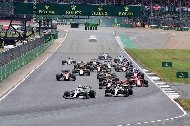 F1-kausi on starttaamassa viimein heinäkuun alussa. Silverstonen osakilpailu kuuluu osaksi alkamissuunnitelmaa.