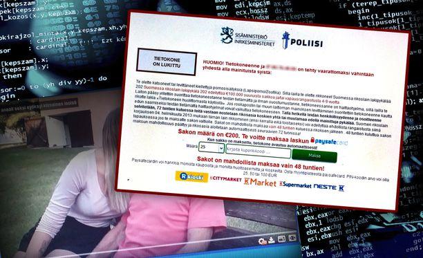 Vastaava poliisivirus on kiertänyt myös Suomessa ennenkin. Aiempiin tapauksiin liittyen on pidätetty venäläisiä hakkereita.