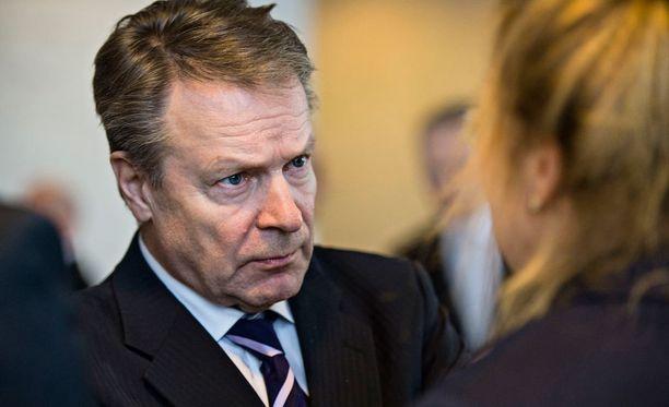 """Kanervan mukaan turvapaikanhakijat ovat Venäjälle """"osa laajempaa strategiaa""""."""